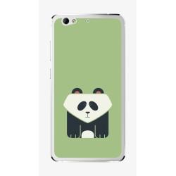 Funda Gel Tpu para Weimei We Plus Diseño Panda Dibujos