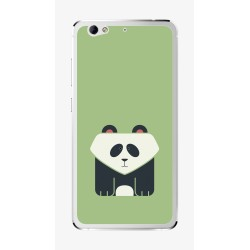 Funda Gel Tpu para Weimei We Plus Diseño Panda Dibujos