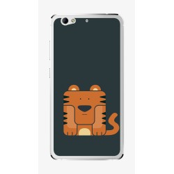 Funda Gel Tpu para Weimei We Plus Diseño Tigre Dibujos