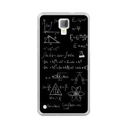 Funda Gel Tpu para Hisense C20 King Kong II Diseño Formulas Dibujos