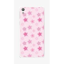 Funda Gel Tpu para Sony Xperia E5 Diseño Flores Dibujos