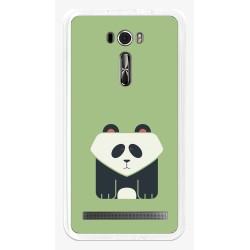 """Funda Gel Tpu para Asus Zenfone 2 Laser 6"""" Ze601Kl Diseño Panda Dibujos"""