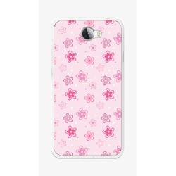 Funda Gel Tpu para Huawei Y5 Ii / Y6 II Compact Diseño Flores Dibujos