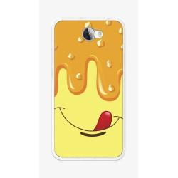 Funda Gel Tpu para Huawei Y5 Ii / Y6 II Compact Diseño Helado Vainilla Dibujos