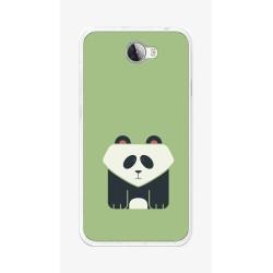 Funda Gel Tpu para Huawei Y5 Ii / Y6 II Compact Diseño Panda Dibujos