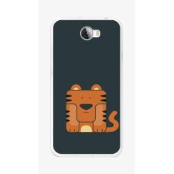 Funda Gel Tpu para Huawei Y5 Ii / Y6 II Compact Diseño Tigre Dibujos