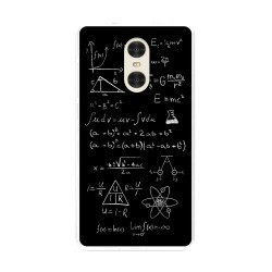 "Funda Gel Tpu para Xiaomi Redmi Pro 5.5"" Diseño Formulas Dibujos"