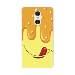"""Funda Gel Tpu para Xiaomi Redmi Pro 5.5"""" Diseño Helado Vainilla Dibujos"""