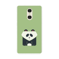 "Funda Gel Tpu para Xiaomi Redmi Pro 5.5"" Diseño Panda Dibujos"
