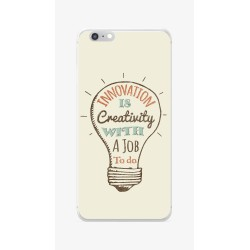 Funda Gel Tpu para Iphone 6 / 6S Diseño Creativity Dibujos