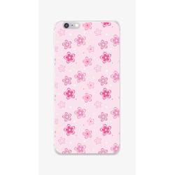 Funda Gel Tpu para Iphone 6 / 6S Diseño Flores Dibujos