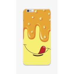 Funda Gel Tpu para Iphone 6 / 6S Diseño Helado Vainilla Dibujos