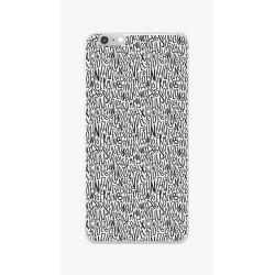 Funda Gel Tpu para Iphone 6 / 6S Diseño Letras Dibujos