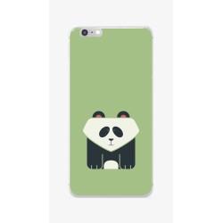 Funda Gel Tpu para Iphone 6 / 6S Diseño Panda Dibujos