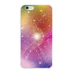 Funda Gel Tpu para Iphone 6 Plus / 6S Plus Diseño Abstracto Dibujos
