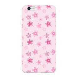 Funda Gel Tpu para Iphone 6 Plus / 6S Plus Diseño Flores Dibujos
