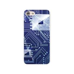 Funda Gel Tpu para Iphone 7 /  8 Diseño Circuito Dibujos