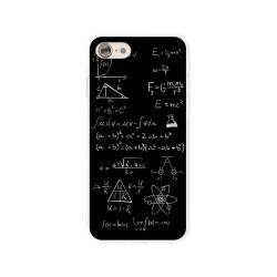 Funda Gel Tpu para Iphone 7 / 8 Diseño Formulas Dibujos
