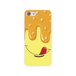 Funda Gel Tpu para Iphone 7 /  8 Diseño Helado Vainilla Dibujos