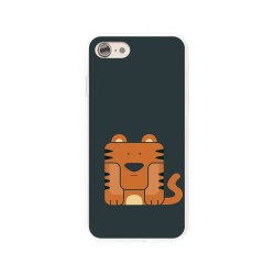 Funda Gel Tpu para Iphone 7 /  8 Diseño Tigre Dibujos