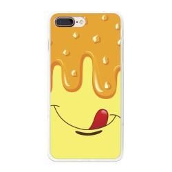 Funda Gel Tpu para Iphone 7 Plus / 8 Plus Diseño Helado Vainilla Dibujos