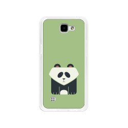 Funda Gel Tpu para Lg K4 Diseño Panda Dibujos