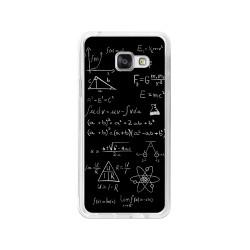 Funda Gel Tpu para Samsung Galaxy A3 (2016) Diseño Formulas Dibujos