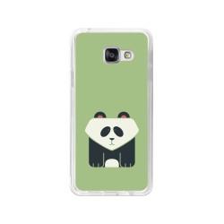 Funda Gel Tpu para Samsung Galaxy A3 (2016) Diseño Panda Dibujos