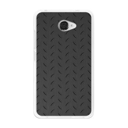 Funda Gel Tpu para Vodafone Smart Ultra 7 Diseño Metal Dibujos