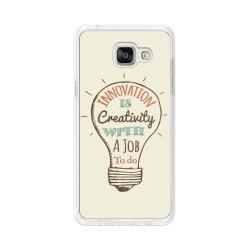 Funda Gel Tpu para Samsung Galaxy A5 (2016) Diseño Creativity Dibujos