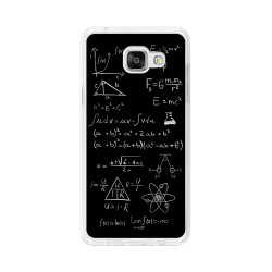 Funda Gel Tpu para Samsung Galaxy A5 (2016) Diseño Formulas Dibujos