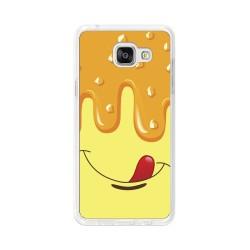 Funda Gel Tpu para Samsung Galaxy A5 (2016) Diseño Helado Vainilla Dibujos