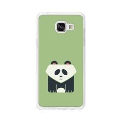 Funda Gel Tpu para Samsung Galaxy A5 (2016) Diseño Panda Dibujos