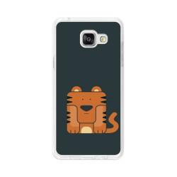 Funda Gel Tpu para Samsung Galaxy A5 (2016) Diseño Tigre Dibujos