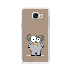 Funda Gel Tpu para Samsung Galaxy A5 (2016) Diseño Toro Dibujos