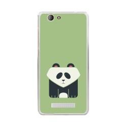 Funda Gel Tpu para Weimei Force Diseño Panda Dibujos
