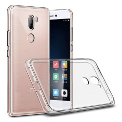 Funda Gel Tpu Fina Ultra-Thin 0,3mm Transparente para Xiaomi Mi 5S Plus