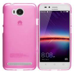 Funda Gel Tpu para Huawei Y3 II Color Rosa