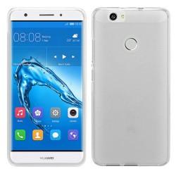 Funda Gel Tpu para Huawei Nova Color Transparente