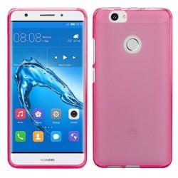 Funda Gel Tpu para Huawei Nova Color Rosa
