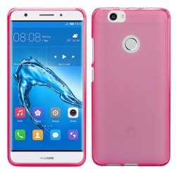 Funda Gel Tpu para Huawei Nova Color Rosa