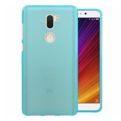 Funda Gel Tpu para Xiaomi Mi 5S Plus Color Azul