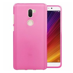 Funda Gel Tpu para Xiaomi Mi 5S Plus Color Rosa