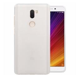 Funda Gel Tpu para Xiaomi Mi 5S Plus Color Transparente