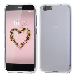 Funda Gel Tpu para Zte Blade A512 Color Transparente