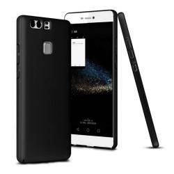 Carcasa Funda Dura Completa Negra para Huawei P9 Plus