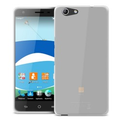 Funda Gel Tpu para Orange Dive 71 / Zte Blade A506 Color Transparente