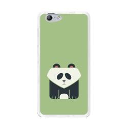 Funda Gel Tpu para Orange Neva 80 / Zte Blade V770 Diseño Panda Dibujos