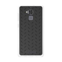 Funda Gel Tpu para Asus Zenfone 3 Max Zc520Tl Diseño Metal Dibujos