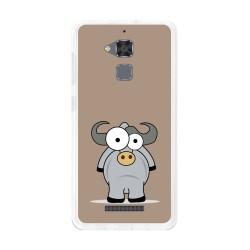 Funda Gel Tpu para Asus Zenfone 3 Max Zc520Tl Diseño Toro Dibujos